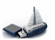 Sailing Boat Thumb Drive Hot Sale Style