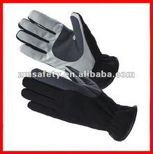 Leather sports bike and racing glove ZMA0606