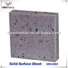 Vovsimble Factory Anti-bacterial Artifiical Marble Bricks for Sanitary Ware