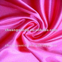 2012 new fashion polyester silk satin lycra fabric for swimwear underwear dress etc