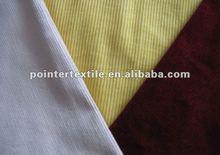 "100% cotton 21w corduroy width 57/58"" dyed"
