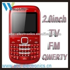 China mobilephone phone Dual Sim /TV/MP3/JAVA/Flashlight/2.4 inch HD ACCEPT PAYPAL!