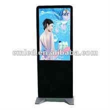 46 inch free standing usb driven lcd display screens (full hd 1080p,17''-65'')