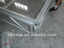 2012 Hot Sale Mobile Glass Stage