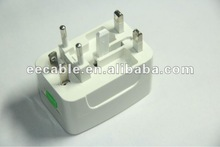 global universal adaptor electric switch and socket