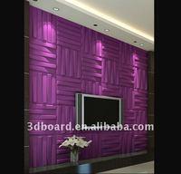 Emboss effect bedroom decoration wallpaper