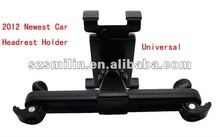 2012 Top-selling Universal Car Headrest Holder for 7-10.1inch Tablet PC Best Gift for Ipad