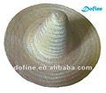 Natural de paja sombrero sombrero de charro, sombrero mexicano