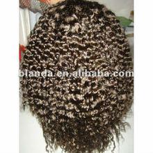 wholesale brazilian human hair mono filament wigs