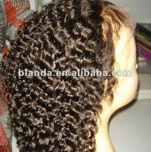 dropship brazilian human hair mono filament wigs