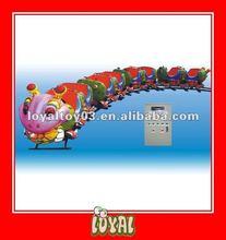 China Produced miniature figurine crafts with good quality and Cartoon Locomotive