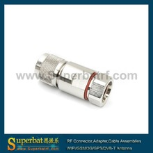 """n adapter connector Clamp Plug for Corrugated copper 1/2"""" cable Super flexible"""