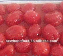 Nutrition Canned Whole Peeled Tomato 400g