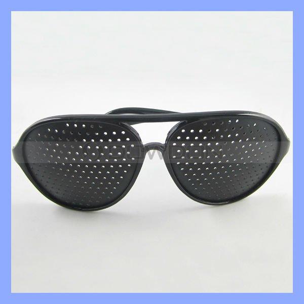 Terapia óculos para visão turva óculos Pinhole