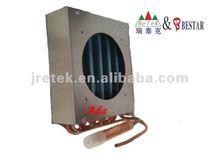 Copper Tube Aluminium Fin Condenser Coil