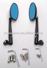Universal OEM Motorcycle Bar End Mirror fit for Honda Suzuki Yamaha Kawasaki 8mm 10mm bolt