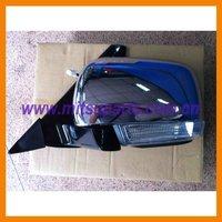 Electric Heat And Fold Door Mirror With Signal Lamp Mitsubishi Pajero 2011 V93 6G72 V87 V97 6G75 V88 V98 4M41 7632A489 7632A496