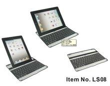 Bluetooth wireless keyboard dock case for ipad 2