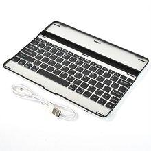 Bluetooth wireless keyboard dock case for apple new ipad 2 or 3