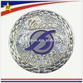 promocional 2012 emblemas de metal para el coche