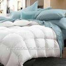 yellow blue comforter