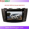 Suzuki swift 2012 touch screen car dvd gps