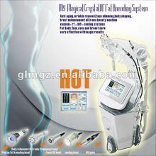 2012 hot !! RF fat kneading slimming machine + eyes wrinkle removal vacuum cavitation beauty equipment