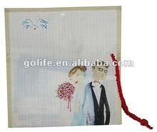 2012 new non woven shopping bag with lamination