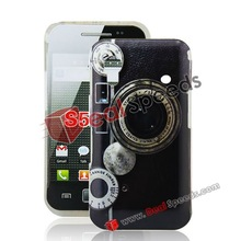 RetroStyle Camera Lens Phone Case for Samsung Galaxy Ace S5830