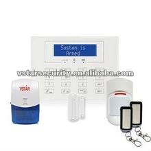 learning code wireless alarm kits