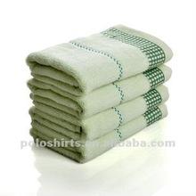 2012 High Quality Organic Bamboo Fiber Towels