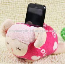 Plush Mobile/Cell Phone Holder Car Phone Holder