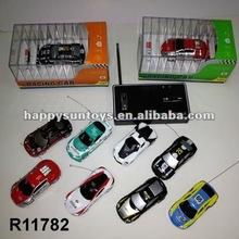 2012 New 1:67 Scale 5ch Mini RC Car Model R11782