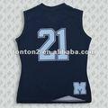 A medida sublimada camiseta de baloncesto/uniforme con el diseño