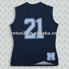 custom sublimated basketball jersey/uniform with design