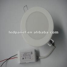 High brightness reasonable price 12W led downlight!Hot saling