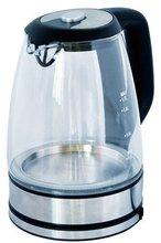 Glass tea boiler,stainless steel base