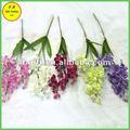 Grande tronco único artficial silk orchid flores arranjo ( fb - f1535 )