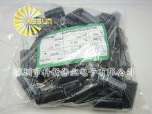 50pcs X 100% New Chengx 330UF 200V 18X36 Aluminum Electrolytic Capacitor