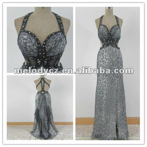 Leopard Print Dress on Animal Print Long Evening Dress  View Animal Print Evening Dress