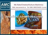 Kukure, nic nacs, cheetos making machine
