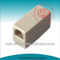 Rj45 Network Lan Cable Extension Coupler Connector