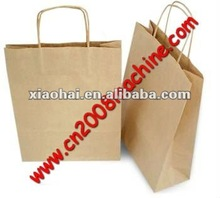 Shopping bag prodcution line(with handles)
