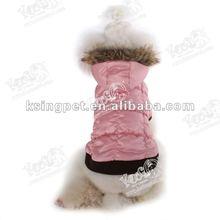 2012 Mercerized Silk cotton dog clothes