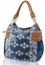 2012 New style! knitted hobo hand bags for ladies