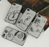 Hot selling cheap mobile phone case,hard case for iphone 4