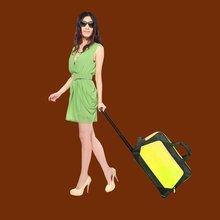 Funky travel bag