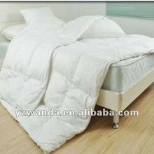 stain down comforter