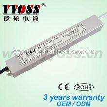30W Power LED Switch Mode Power Supply 5V 12V 24V
