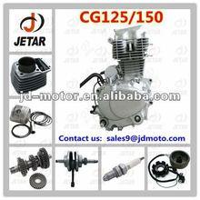 CG125 motor partes